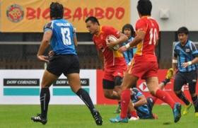 Sri Lanka lose both matches at Shanghai Sevens
