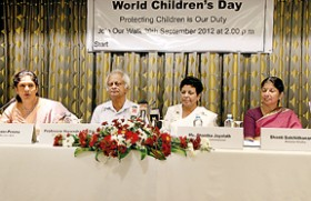 Silent walk next Sunday to highlight extent of child abuses
