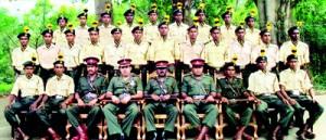 College Cadet Corp