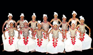 College Traditional Dancing Group