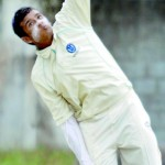 Wesley all-rounder Basith Muzammil guided his team to an impressive win against Moratu Vidyalaya, with a 7-wicket haul which also included a hat trick.
