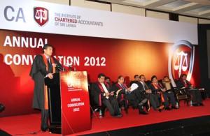 Guest of Honour,�Mr. Pravir Samarasinghe – CEO, Overseas Realty PLC
