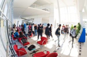 Main FoyerBerwick CampusMonash University