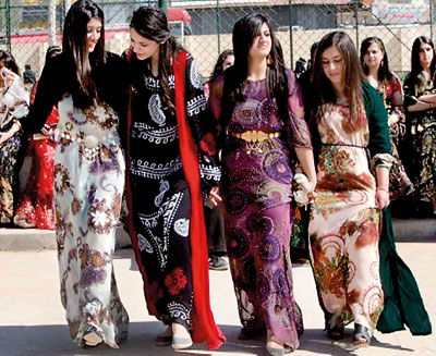 Women's rights law no match for Kurdistan tradition
