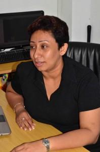 Ms Kumudu Abeyawardane