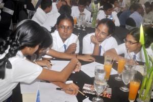 Musaeus College team