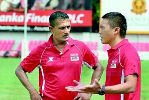 Rugby referee appointment