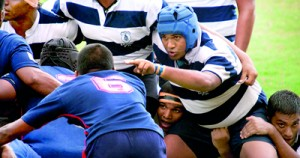 Action during the school season- File photo