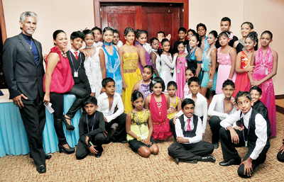 Young dancers to get you in dance mood
