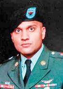 Lankan-born Suresh dies in Afghan war