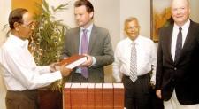 Blackhall Publishers launches 'Laws of Sri Lanka'