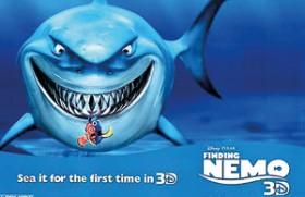 'Nemo' back in Water