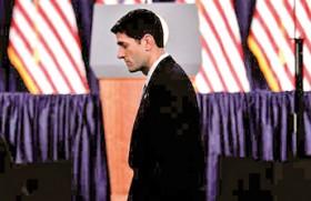 Romney's rapidly shrinking running mate
