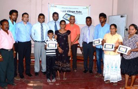 Etisalat partners Sarvodaya  in rural development scheme