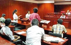 A taste of APIIT Law School