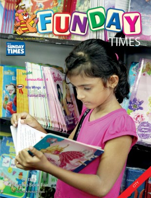 Funday Front Cover