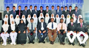Board ofPrefects – Secondary Section