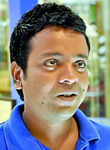 It doesn't matter because it is still good for Sri Lanka's reputation. People are coming from every part of the world and it will help the country develop.  Dilshan Nayeel,  Customer Service agent.