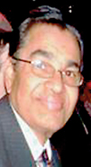 Evans Cooray passes away  in London