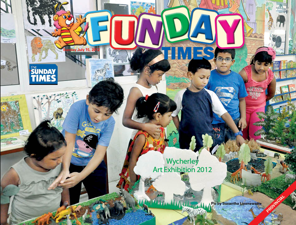 Funday Front Page