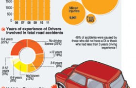 6 to 7 die daily on our roads, what are we doing to stop this?