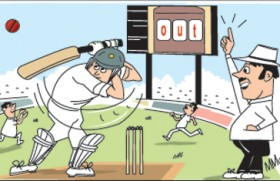 How to defy the umpire's verdict and stay in the game