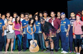 Cricket! Cricket! : T20 World Cup song CeeJay featuring Sunil Perera