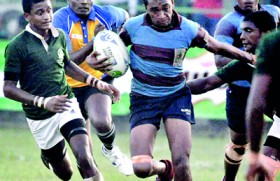Rugby knockouts or going through the motions!