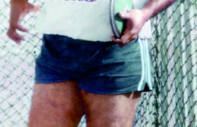 Ranjith the Gentle Giant of National Athletics