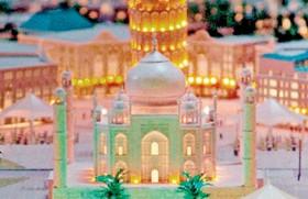 Dubai plans billion-dollar replica of Taj Mahal