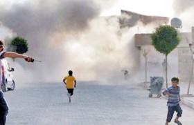Turkey returns fire 'after fresh Syria shelling'