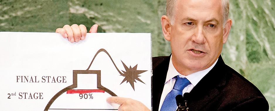 Israel's hypocrisy on a nuclear Middle East