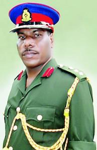 The Present Principal Colonel E.M.S.Ekanayake