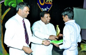 """RASOGHAYA 2012"" a huge success"