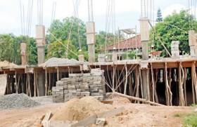 Construction industry hits a brick wall
