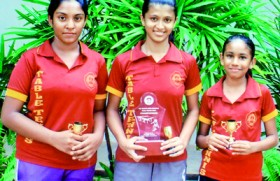 President's GS Nawala clinches Under-16 TT C'ship