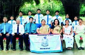 OKI Int. School Wattala shuttlers in the spotlight