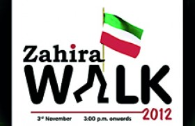 Zahira Walk 2012 – 120th anniversary of Zahira College