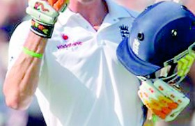 Rain robs rusty Pietersen of batting practice