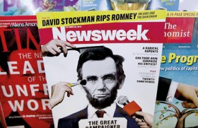 Newsweek to end print edition after 80 years