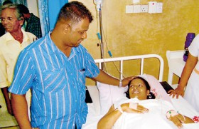 Childless couple's drought ends with quintuplets