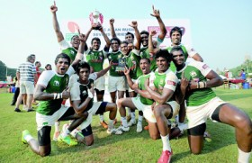 Lankan sevens rugby on the rise