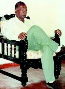 Major G.W.S. de Silva