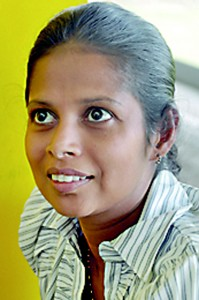 Nadeeka Peiris, housewife - Most parents are busy with work during the weekdays. Therefore they won't be able to attend the match their child is playing in.