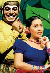 Nari Bena and Jasaya Saha Lenchina at Wendts