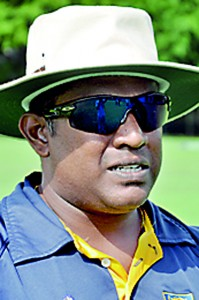 Nishantha Weerasinghe, Colts coach - I found most of the students dedicated to school cricket throughout the week, miss their studies and once out of school they are struggling to find a job. So both studies and sports should be balanced.