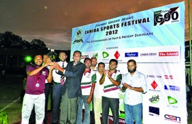 Zahira Group of 90 stages Sports Festival