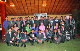 Graduation Ceremony 2012 @ Lyceum Panadura