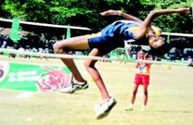 Sandali –A star athlete
