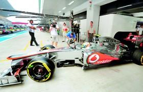 Hamilton confident despite slow start